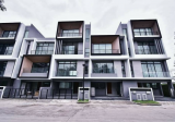 Townhome for sale  Brand new house Nirvana Define Srinakarin-Rama9 3.5 storeys 3 beds, 3 baths  21.6 sqw. - DDproperty.com