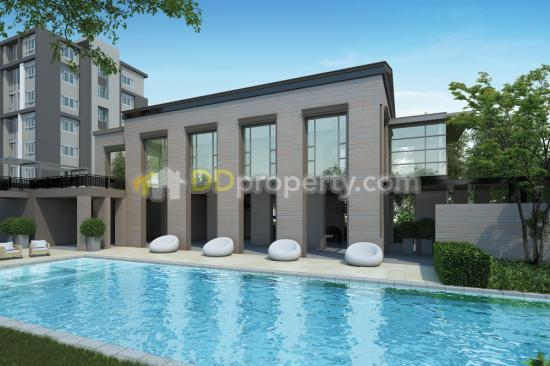 DCONDO CAMPUS RESORT บางนา  7364174