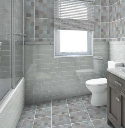 เลือกกระเบื้องห้องน้ำอย่างไรให้สวยและปลอดภัย รอบรู้