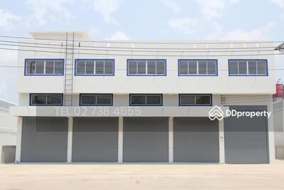ให้เช่า - โกดัง อาคารสำนักงาน ทั้งขายและเช่า ซอย กิ่งแก้ว 25/1 และ อีกหลายโครงการย่านบางนา บางพลี