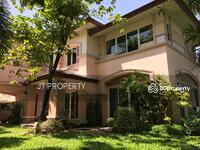 ขาย - บ้านเดี่ยวหลังใหญ่  มบ. ณุศาศิริ บางพลี แต่งครบ พร้อมอยู่ 18. 5 ล้าน