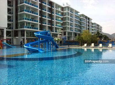 For Rent - My Resort Condo Hua Hin for rent daily, 2 bedrooms, 2 bathrooms, 64. 5 sqm.