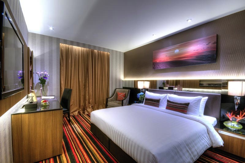 150 room luxury hotel for sale in mid sukhumvit area for Hotel design 75010