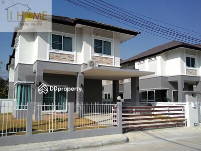 ให้เช่า - A5MG0189 ให้เช่าบ้านเดี่ยว 20, 000 บาท ใกล้ตลาดเจริญเจริญ