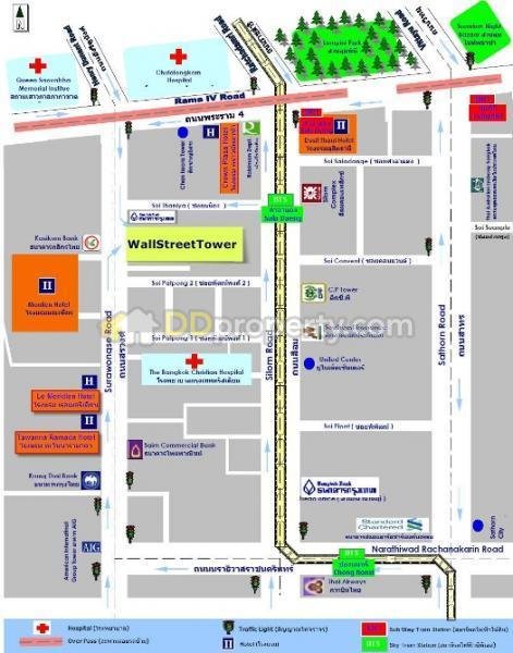 Wall street office space for rent nearby silom mrtsubway bts wallstreettower 17789363 ccuart Choice Image
