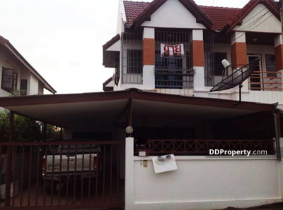 For Sale - C8MG0059 A terraced house for sale with 3 bedrooms, 35 sq. wah near Makro Maehia