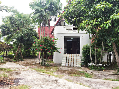 For Rent - A5MG0108 A detached house with 4 bedrooms nears Payap University