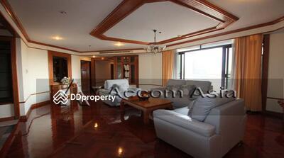 ให้เช่า - Ruamsuk condominium 3 Bedroom for rent in Sukhumvit Bangkok PhromPhong BTS 24442