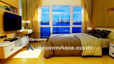 For Sale - Seaview Condo High Rise at Pratumnak Hill condominium 1 Bedroom for sale in Pratumnak Chonburi ARL AA13198
