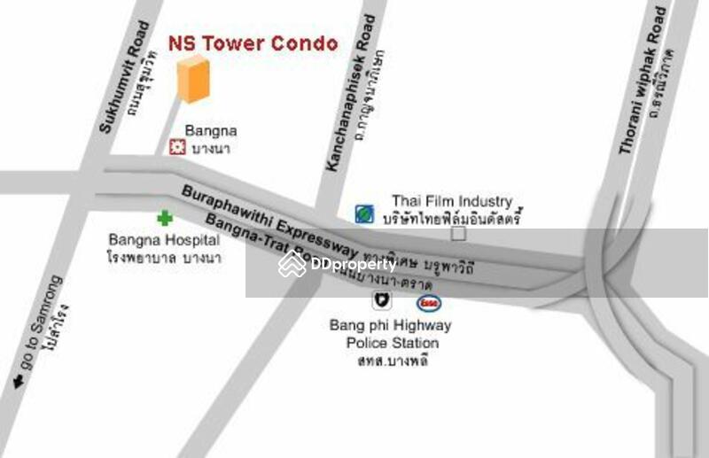 NS Tower-Central City, BangNa