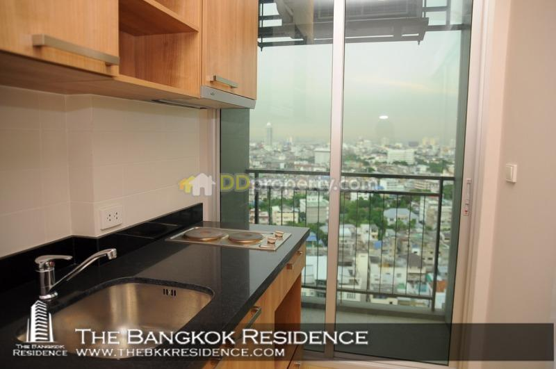 Hive Sathorn 2bedrooms For Rent Good Price Krung