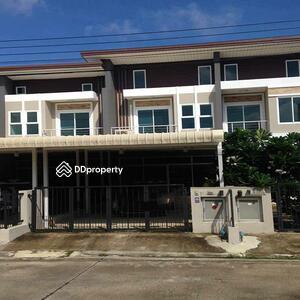 ให้เช่า - ADK0173 ให้เช่าทาวน์เฮ้าท์สองชั้น 2 ห้องนอน 10, 000 บาทต่อเดือน ใกล้ตลาดท่ารั้ว