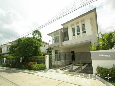 For Sale - Green Belt walkway on Wongwan-Ramindra