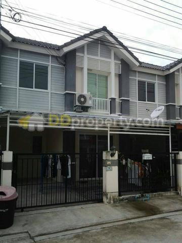 6a120191 Townhouse For Rent With 3 Bedrooms 2 Bathrooms Unnamed Road Thep Krasattri Thalang
