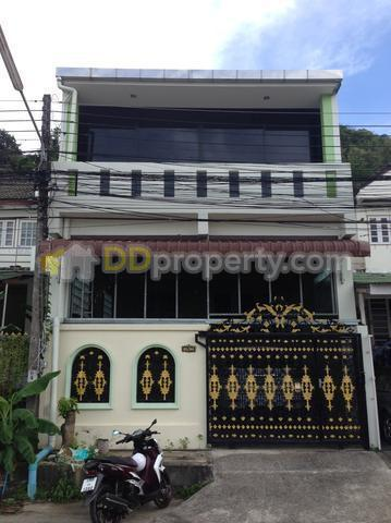 6a100330 Townhouse For Rent With 3 Bedrooms 2 Bathrooms 2 Talat Yai Muang Phuket