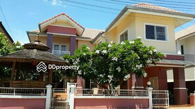 ให้เช่า - AHD0343 ให้เช่าบ้านเดี่ยว 2 ชั้น บรรยากาศดี ไม่ไกลจากตัวเมือง เดือนละ 22, 000 บ.