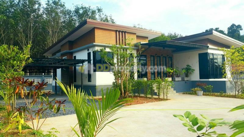 Modern house for sale in Trang Thailand