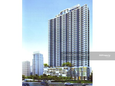 For Sale - Urgent Sell !  Supalai Premier Asoke 1 bedroom  High Floor Good view