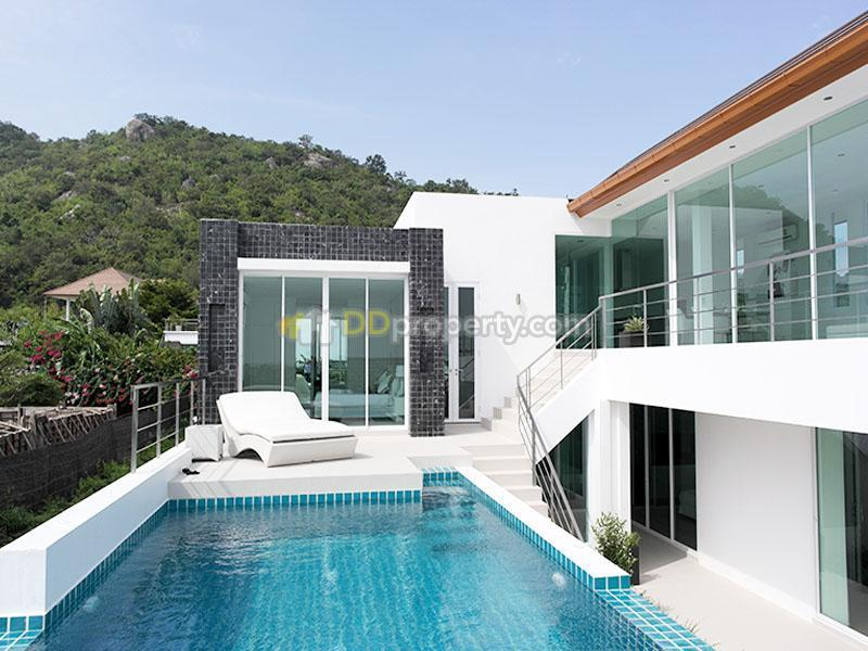 Ultra modern homes for sale in south of hua hin soi mu for Ultra modern homes for sale