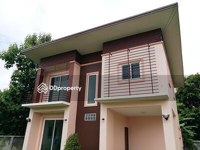 ให้เช่า - AHD0491 ให้เช่าบ้านเดี่ยว 2 ชั้น พื้นที่  95  ตารางวา มี 3 ห้องนอน 3 ห้องน้ำ 1 ห้องครัว จอดรถได้ 1 คัน ราคา 15, 000 บาทต่อเดือน