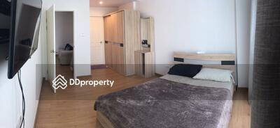 ให้เช่า - Supalai City Resort Sukhumvit 105 (Bearing BTS Station) 1 Bedroom, 1 Bathroom 41 Sq. m.