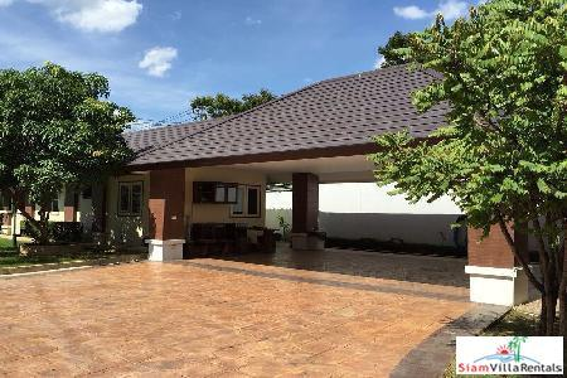 Luxury House With Pool Bedroom Bathroom Near Mega Bangna - 5 bedroom 4 bathroom homes for sale