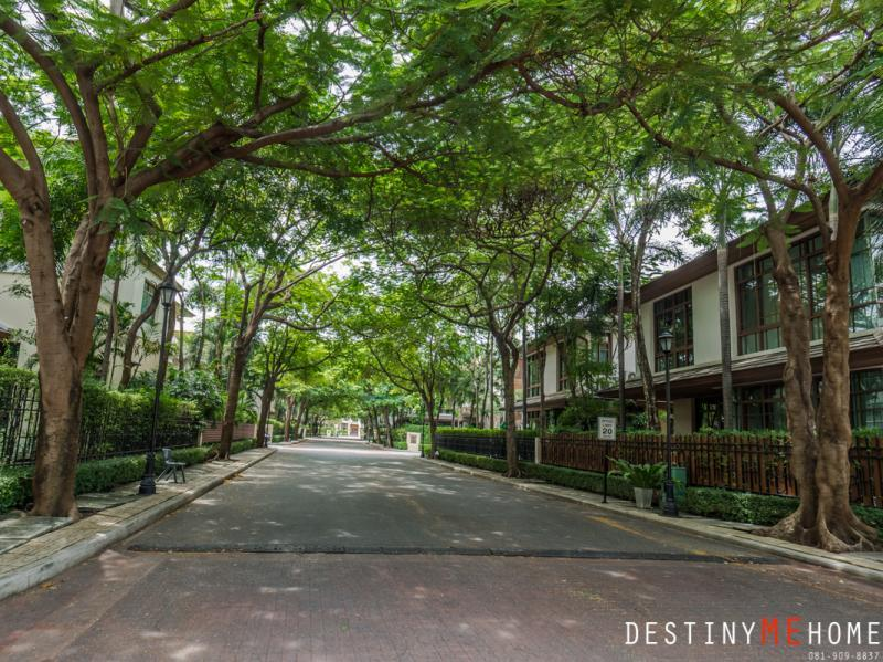 Baan Sansiri Sukhumvit 67 - ถนนในหมู่บ้าน