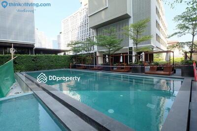 ขาย - For Sales Penthouse The Emporio Place BTS Prompong