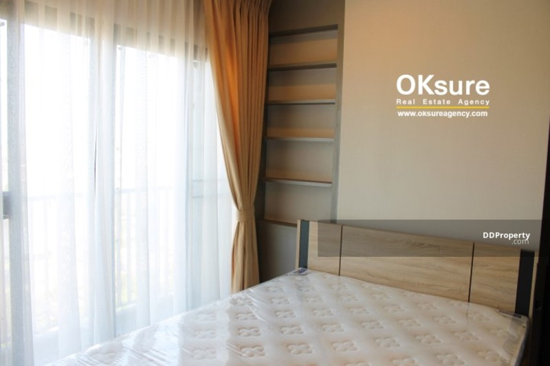 Condo for Rent The Tree RIO Bang-aor Station, Nearby Yanhee Hospital