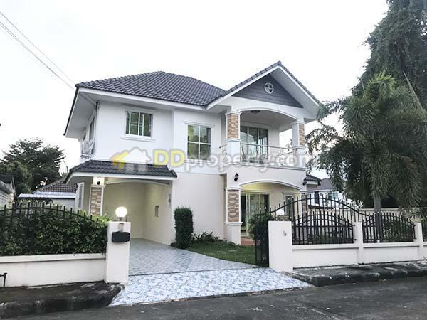 A5mg0981 House For Rent With 3 Bedrooms 2 Bathrooms 1 Kitchen Price To Rent Only 15 000 Baht Per Month House In 60 Sq Wah