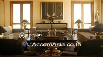 For Rent - Cozy low rise apartment 3 Bedroom for rent in Sathorn Bangkok ChongNonsi BTS AA18506