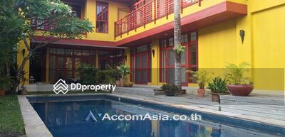 ให้เช่า - Homely atmosphere house 4 Bedroom for rent in Pattanakarn Bangkok OnNut BTS AA12331
