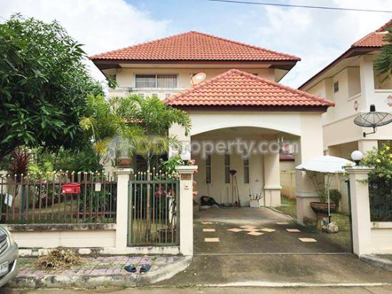 Ahd0585 a house two storey for rent with 4 bedroom 3 for 2 kitchen house for rent