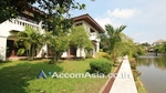 Exclusive House in compound house 4 Bedroom for rent in Bangna Trad Bangkok MRT 50214