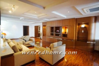 For Sale - Sale President Park 223 sqm 3BR high floor with River view 2 fixed parking Sukhumvit 24