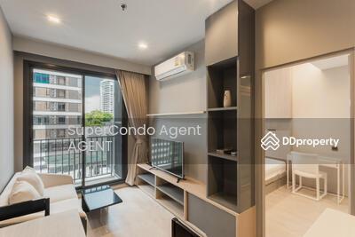 ให้เช่า - M Thonglor 10 Size: 34. 29 sq. m. with private garden, 8th Floor