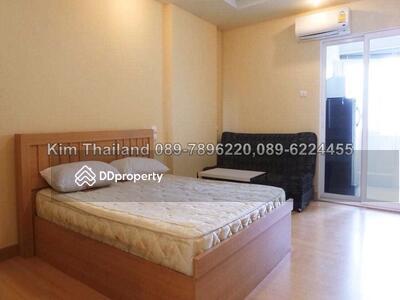 For Rent - For rent, Happy Condo Ratchada 18  30 sq. m. Studio 8, 000 b