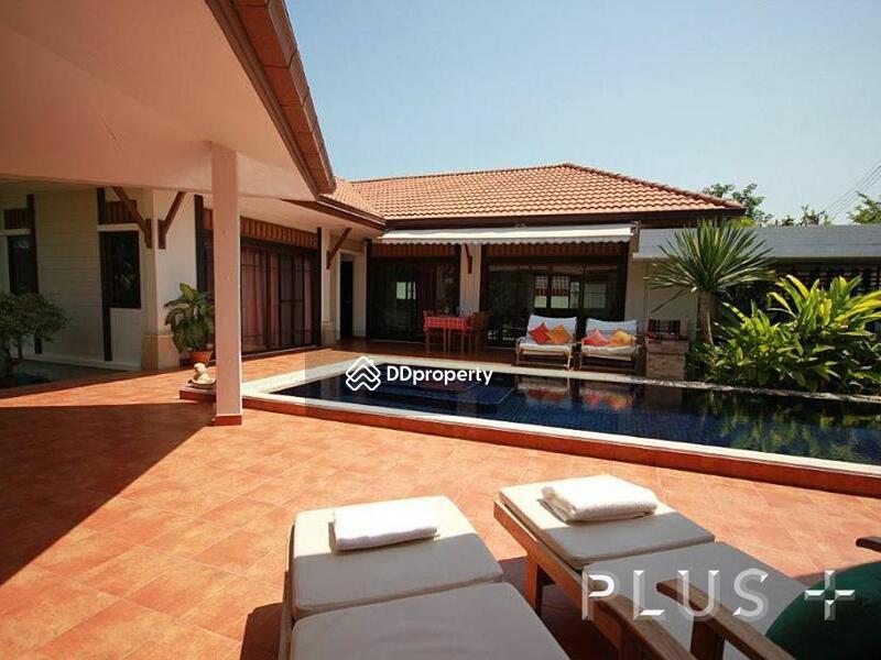 Sale Single House Busaba Pool Villas 3 Bedroom 2 Bathroom Size 556 Sq M Id Sh120133