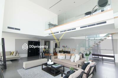 ขาย - Sale Penthouse The River 4 Bedrooms Duplex, Very Exclusive River view