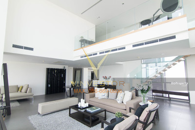 For Sale - Sale Penthouse The River 4 Bedrooms Duplex, Very Exclusive view