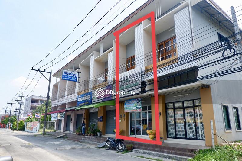 ขายอาคารพานิชย์ ติดถนนไชยบุรี พร้อมผู้เช่า(เจ้าของขา