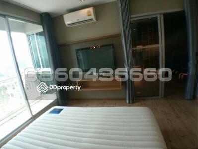 For Rent - Y7210418 ให้เช่า/Rent Condo Rhythmm Ratchada (ริทึ่ม รัชดา) 1นอน 47ตร. ม ชั้น32 ตกแต่งเฟอร์ครบ ห้องสวย พร้อมอยู่   Y7210418