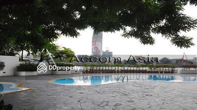 ให้เช่า - Supakarn condominium 2 Bedroom for rent in Charoenakorn Bangkok SaphanTaksin BTS AA18636