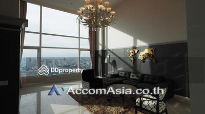 ให้เช่า - Circle 1 Asoke Petchaburi condominium 4 Bedroom for rent in New Petchaburi Bangkok Phetchaburi MRT AA18393