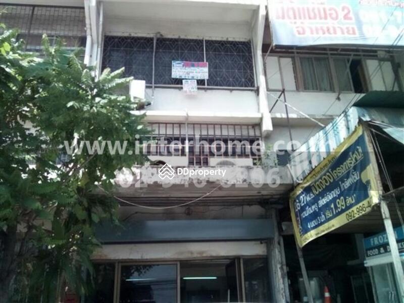 Commercial Building 20 sq  w  Chum Lamon Village Ram-inthra road - 26188