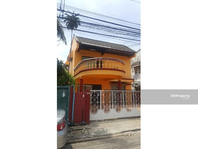 For Sale - Detached house 33 sqe. near BTS Bangchack for sale 7. 5 mb.
