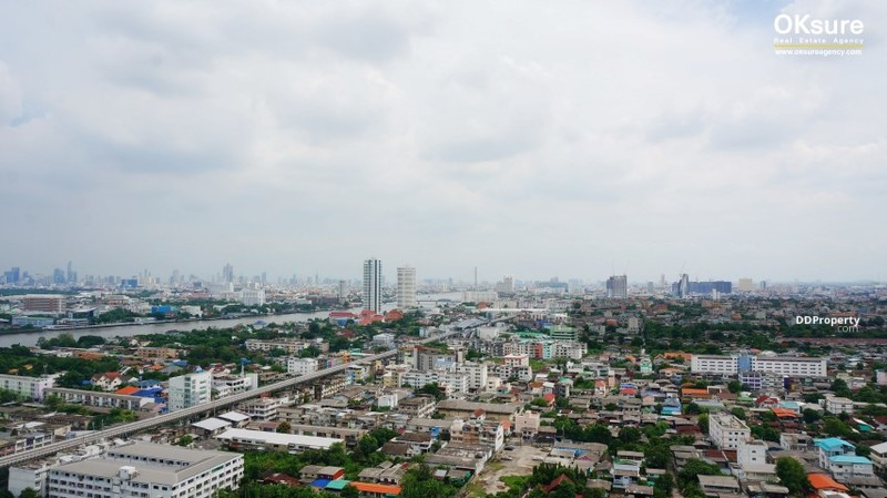 Condo for Rent The Tree RIO Bang-aor Station , Nearby Yanhee Hospital,  MRTBang-aor, TeascoLotus Bangphat