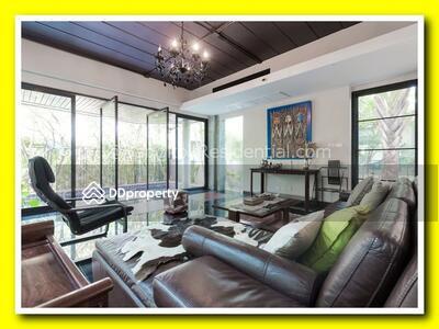 ให้เช่า - 3 Bed  House For Rent in Thonglor BR7987SH