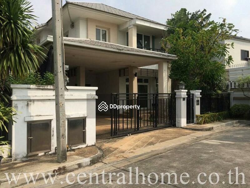 ขายบ้านเดี่ยว 58.60 ตร.ว. บางกอก บูลเลอวาร์ด แจ้งวัฒนะ (หลังริม) นนทบุรี