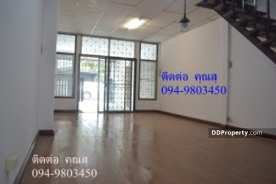 For Rent - Townhouse for rent near Radchada Rama 9